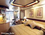 Official Queens Grill Suite Cunard Cruise Line Queen Elizabeth 2025 Qe